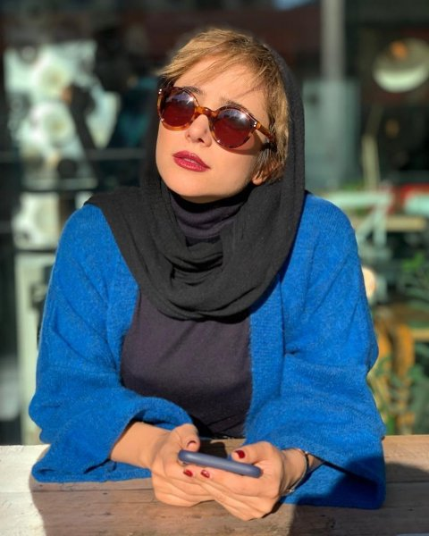عکس جدید از چهره الناز حبیبی