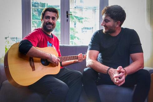 فرزاد فرزین و احمد مهران فر