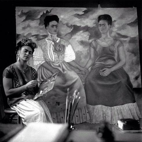 فریدا کالو نقاش مکزیکی