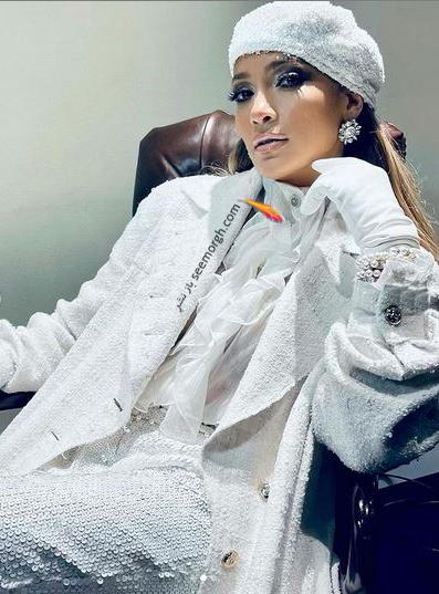 استایل لیدی گاگا در مراسم تحلیف جنیفر لوپز Jennifer Lopez,مدل لباس جنیفر لوپز و لیدی گاگا در مراسم تحلیف جو بایدن,مدل لباس,مدل لباس لیدی گاگا,مدل لبا جنیفر لوپز
