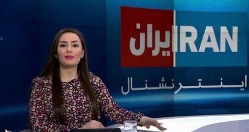 نیلوفر مولایی مجری شبکه ایران اینترنشنال