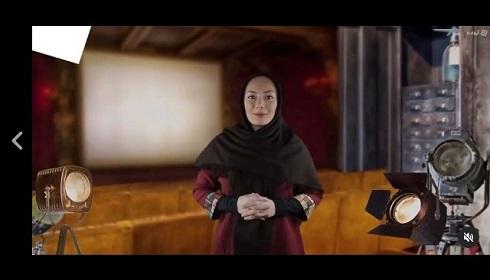 نیلوفر مولایی قبل از ترک ایران