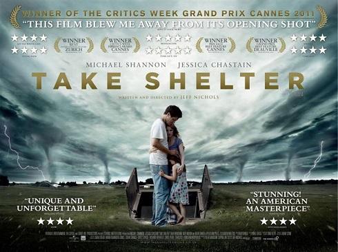 فیلم آمریکایی هیجان انگیز پناه بگیر