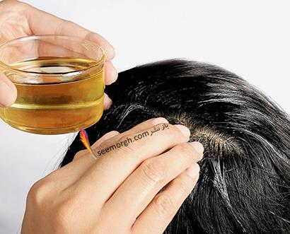 براق و پرپشت کردن مو با روغن زیتون,پرپشت و براق کردن مو با 5 روغن طبیعی و ارزان,پرپشت کردن مو,براق کردن مو,پرپشت کردن مو با روغن های طبیعی,براق کردن مو با روغن های طبیعی
