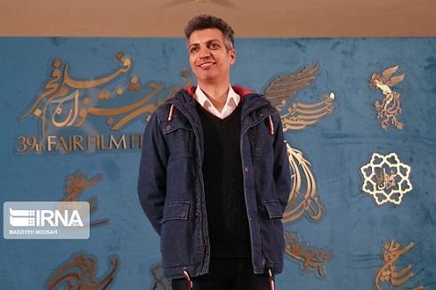 عادل فردوسی پور در جشنواره فجر