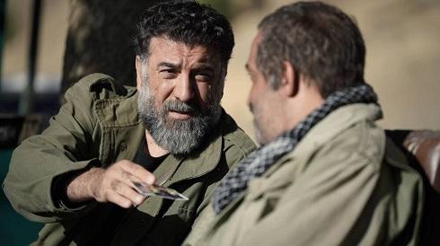 علی انصاریان در فیلم کولبرف