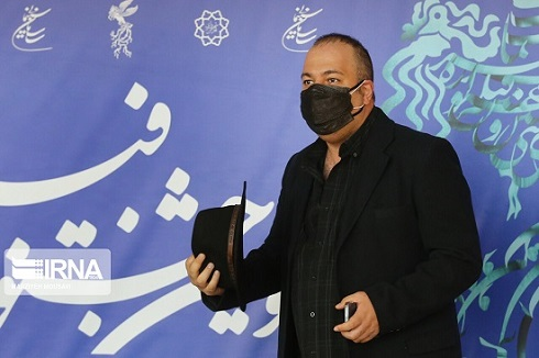 علی اوجی در جشنواره فجر