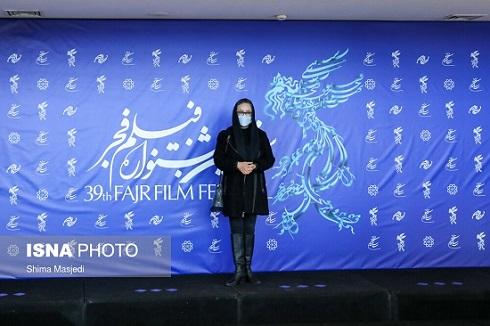 آزیتا حاجیان در جشنواره فجر