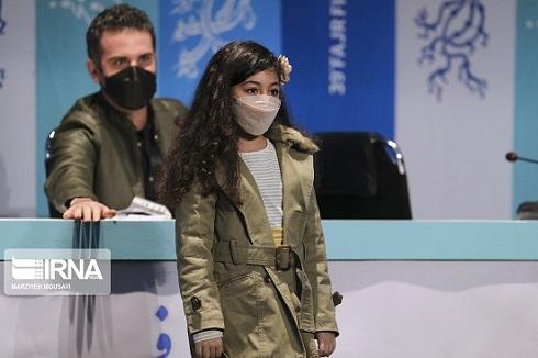 هیلدا کردبچه و هوتن شکیبا در جشنواره فجر
