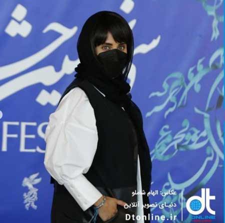 الناز شاکردوست در جشنواره فجر