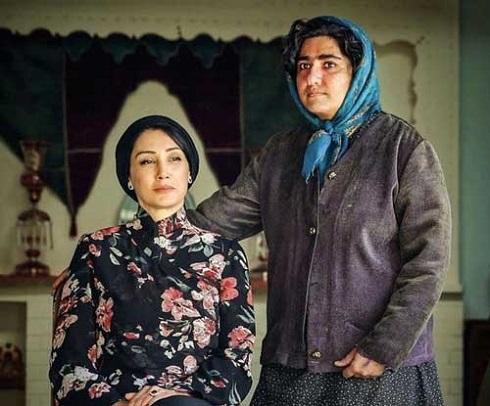 هدیه تهرانی و باران کوثری در بی همه چیز