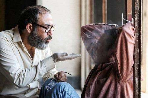 مهران غفوریان در سریال قورباغه