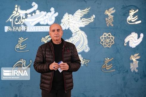 پرویز پرستویی در جشنواره فجر 99