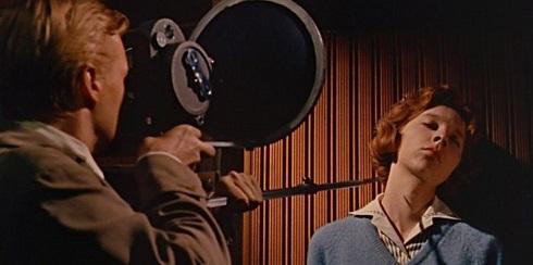 فیلم ترسناک بریتانیایی Peeping Tom