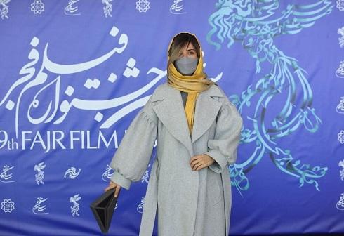 سارا بهرامی در جشنواره فجر