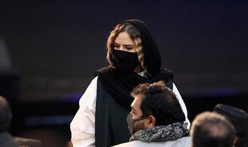 ستاره پسیانی در اختتامیه جشنواره فجر