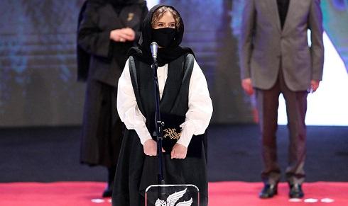 دیپلم افتخار برای ستاره پسیانی در جشنواره فجر
