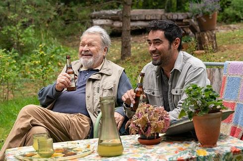 شهاب حسینی در فیلم ایرانی فنلاندی Any Day Now