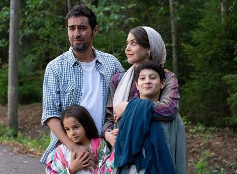 شهاب حسینی در فیلم Any Day Now