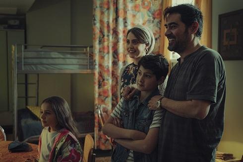 شهاب حسینی در فیلم به زودی