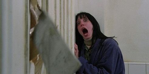 فیلم ترسناک روانشناسانه The Shining