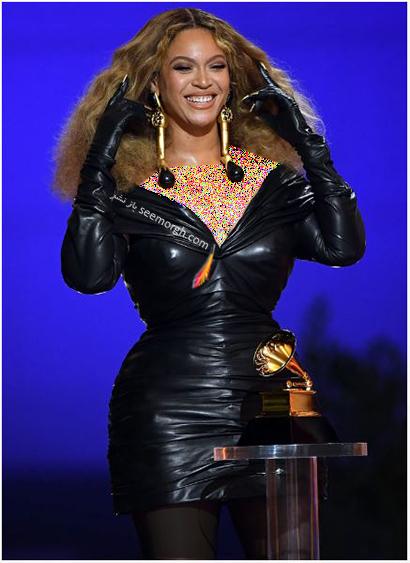 مدل لباس در جوایز گرمی 2021 Grammy - بیانسه Beyonce