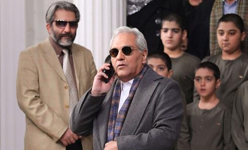 مهران مدیری در سریال دراکولا