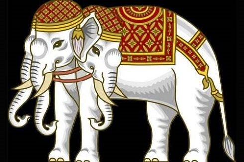 ایراواتا در فرهنگ هندو