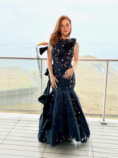 بهترین مدل لباس در گلدن گلوب Golden Globes 2020 - جین لوی Jane Levy,مدل لباس,مدل لباس در گلدن گلوب,بهترین مدل لباس,بهترین مدل لباس در گلدن گلوب 2021