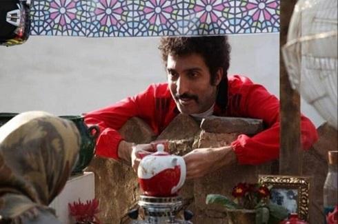 امیرمهدی ژوله در سریال طنز چوب خط