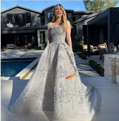 بهترین مدل لباس در گلدن گلوب Golden Globes 2020 - کیلی کوئوکو Kaley Cuoco,مدل لباس,مدل لباس در گلدن گلوب,بهترین مدل لباس,بهترین مدل لباس در گلدن گلوب 2021