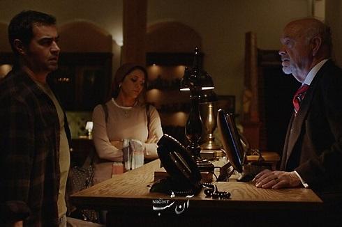 شهاب حسینی در فیلم آن شب