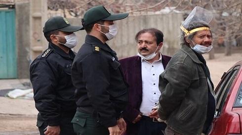 علی صادقی در سریال نون خ