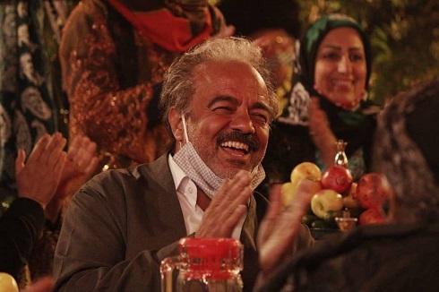 سعید آقاخانی در نقش نورالدین خانزاده