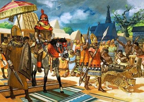 تمدن اکسومیت اتیوپی