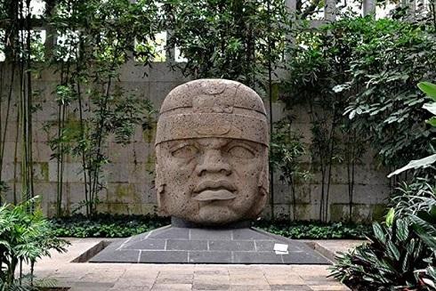 تمدن گمشده اولمک مکزیک