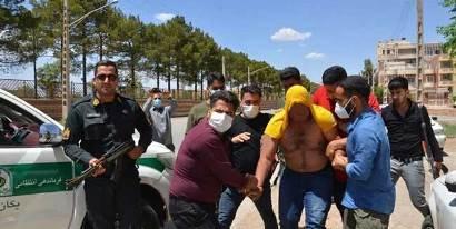 «خرس» شرور در کرمان به دام پلیس افتاد