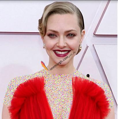 مدل مو آماندا سایفرد Amanda Seyfried در اسکار Oscar 2021