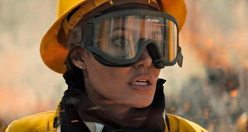 اولین تصاویر آنجلینا جولی در فیلم جدیدش