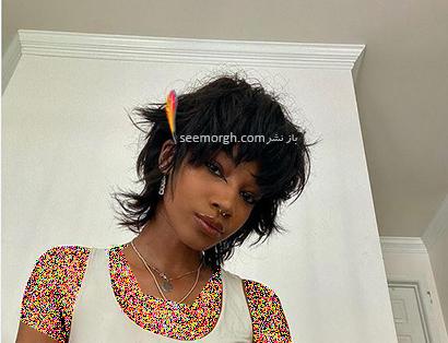 بهترین مدل مو کوتاه زنانه برای بهار 2021 - مدل مو شماره 8