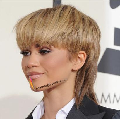بهترین مدل مو کوتاه زنانه برای بهار 2021 - مدل مو شماره 1