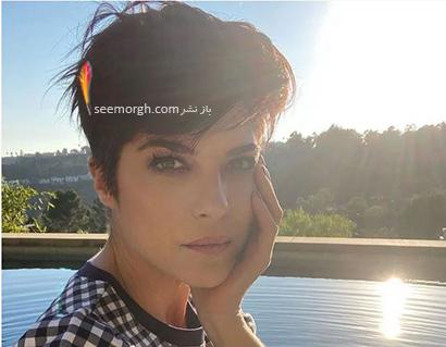 بهترین مدل مو کوتاه زنانه برای بهار 2021 - مدل مو شماره 3