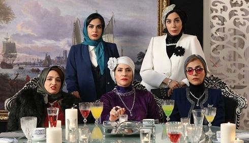 تیپ بازیگرن زن در سریال دراکولا