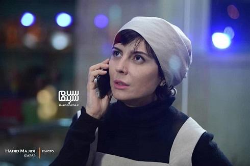 لیلا حاتمی در فیلم هرمان