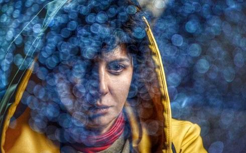 عکس لیلا حاتمی در فیلم هرمان