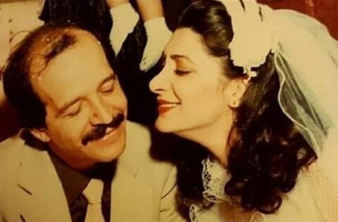 عکس عروسی محسن قاضی مرادی و مهوش وقاری