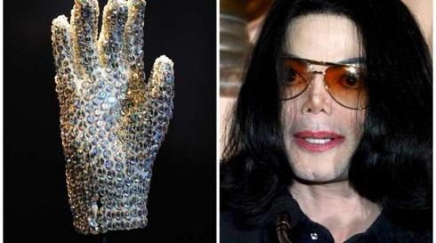 دستکش مایکل جکسون