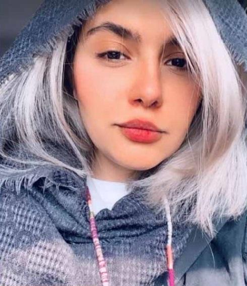 عکس های مینو آزرمگین بازیگر زهره سریال احضار