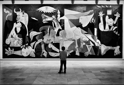 گرنیکا اثر پابلو پیکاسو