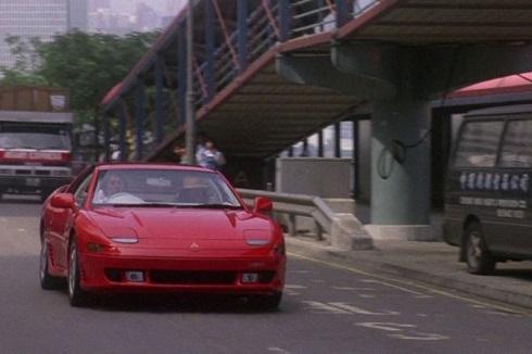 ماشین عجیب در فیلم شکارچی شهر (۱۹۹۳)